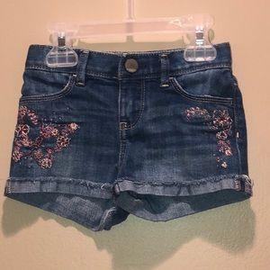 Girls gap shorts size 3